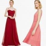 rebajas-adolfo-dominguez-verano-2014-vestido-rojo-y-vestido-rosa