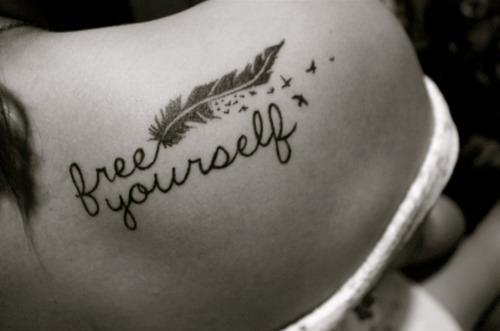 Los Tatuajes En La Espalda Más Bonitos Para Mujeres Y Su Significado