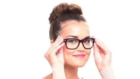 Maquillaje para las que usan gafas