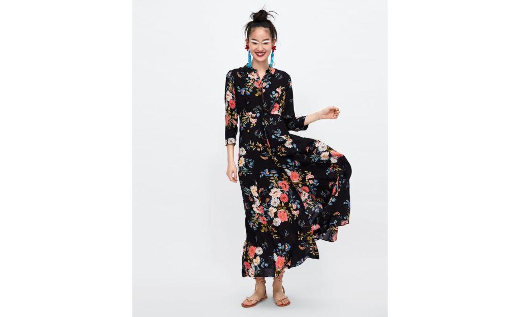 Los vestidos de Zara Otoño Invierno 2019 2020: el catálogo