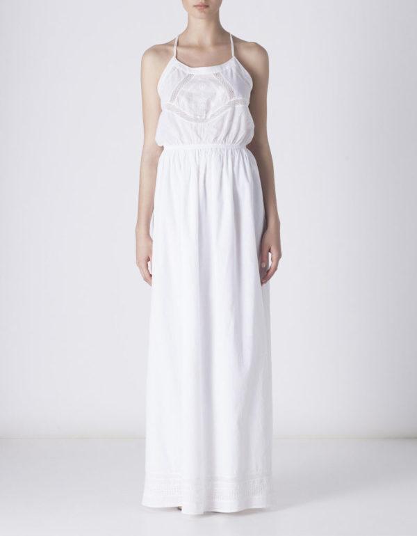 vestidos-ibicencos-2015-modelo-retro-de-blanco