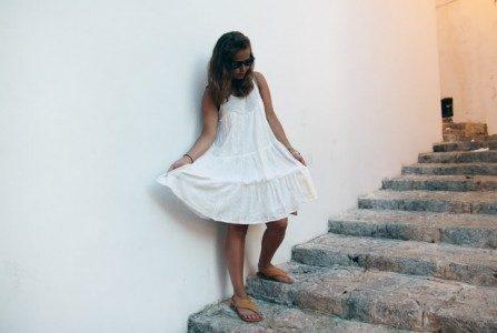 vestidos ibicencos