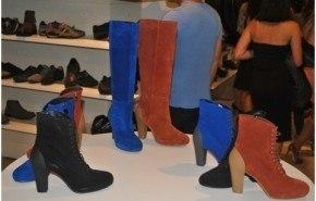 Geox, los zapatos perfectos para recorrer la Vogue Fashion's Night Out