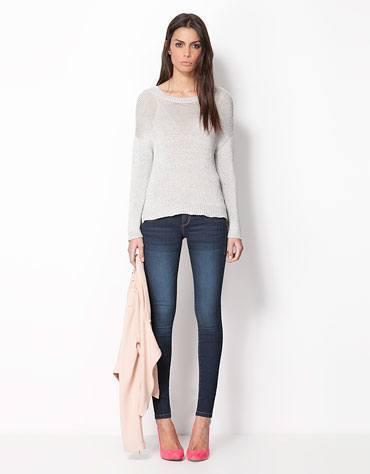 Jeans mallas bsk