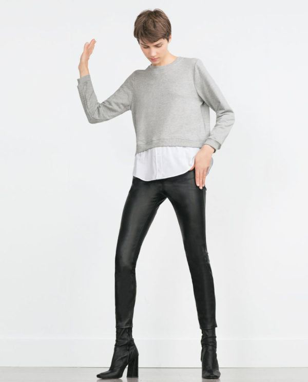 ideas-de-como-vestirse-en-accion-de-gracias-2015-sudadera-leggings-zara