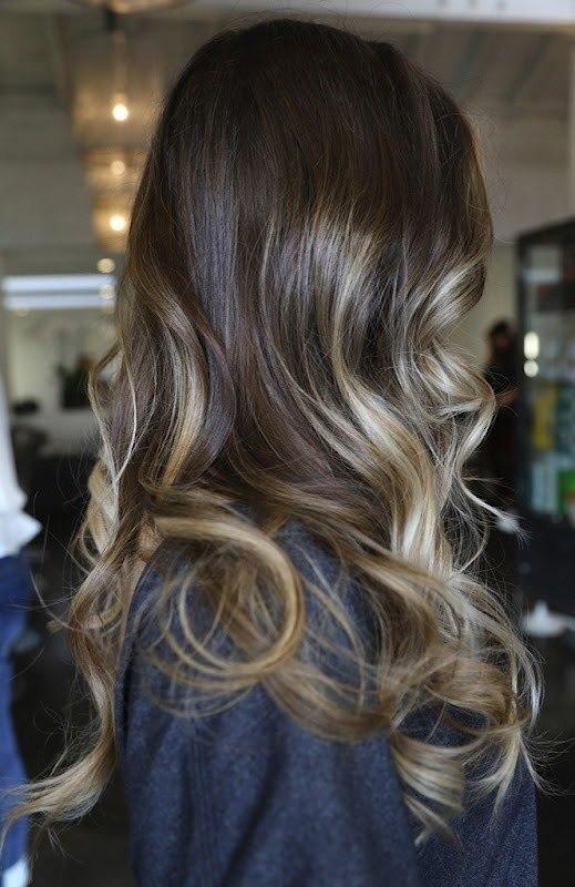 Peinados con ondas para nochevieja