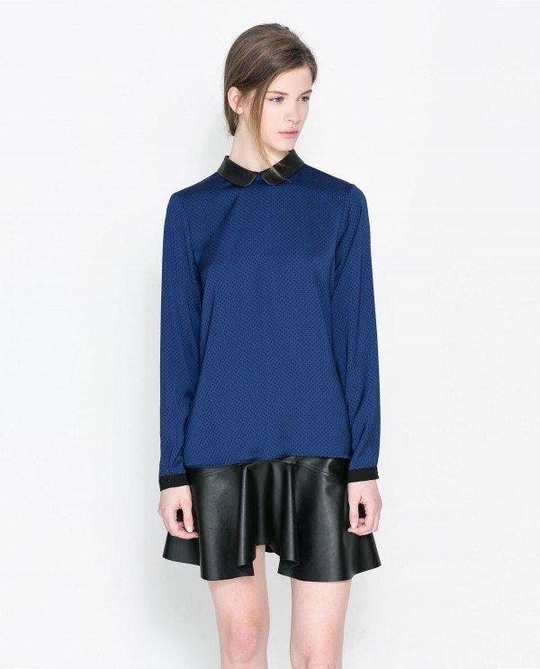 colores-de-moda-en-navidad-nochevieja-2013-color-azul-blusa-zara