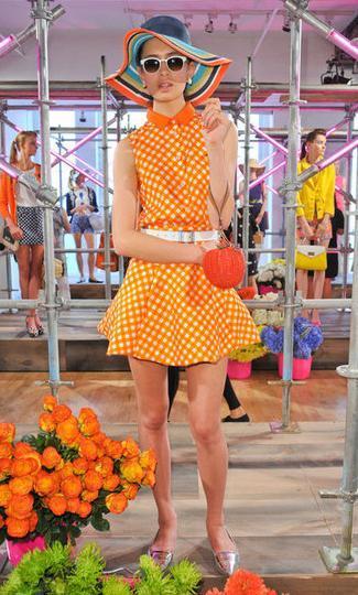 vestido Moda Juvenil 2013