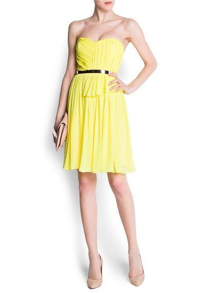Vestido mango 2013