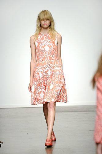Karen Walker RTW Spring Summer 2013 New York Fashion Week September 2012