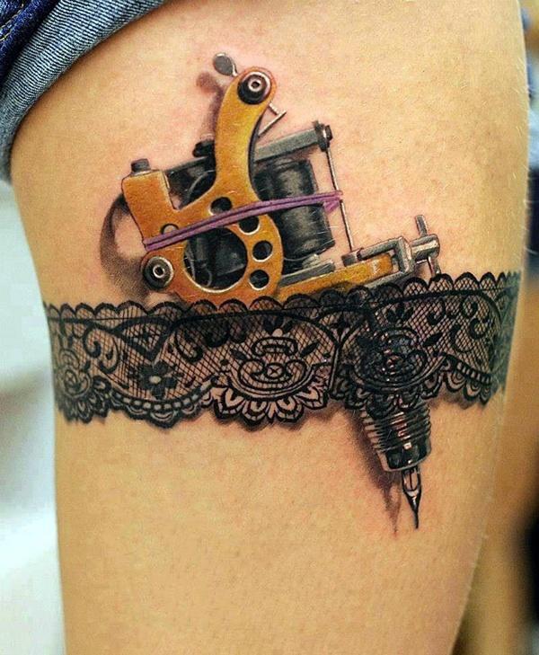 fotos-de-tatuajes-3d-pierna-liguero