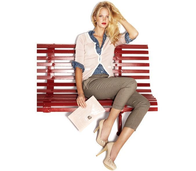 moda blanco año 2013