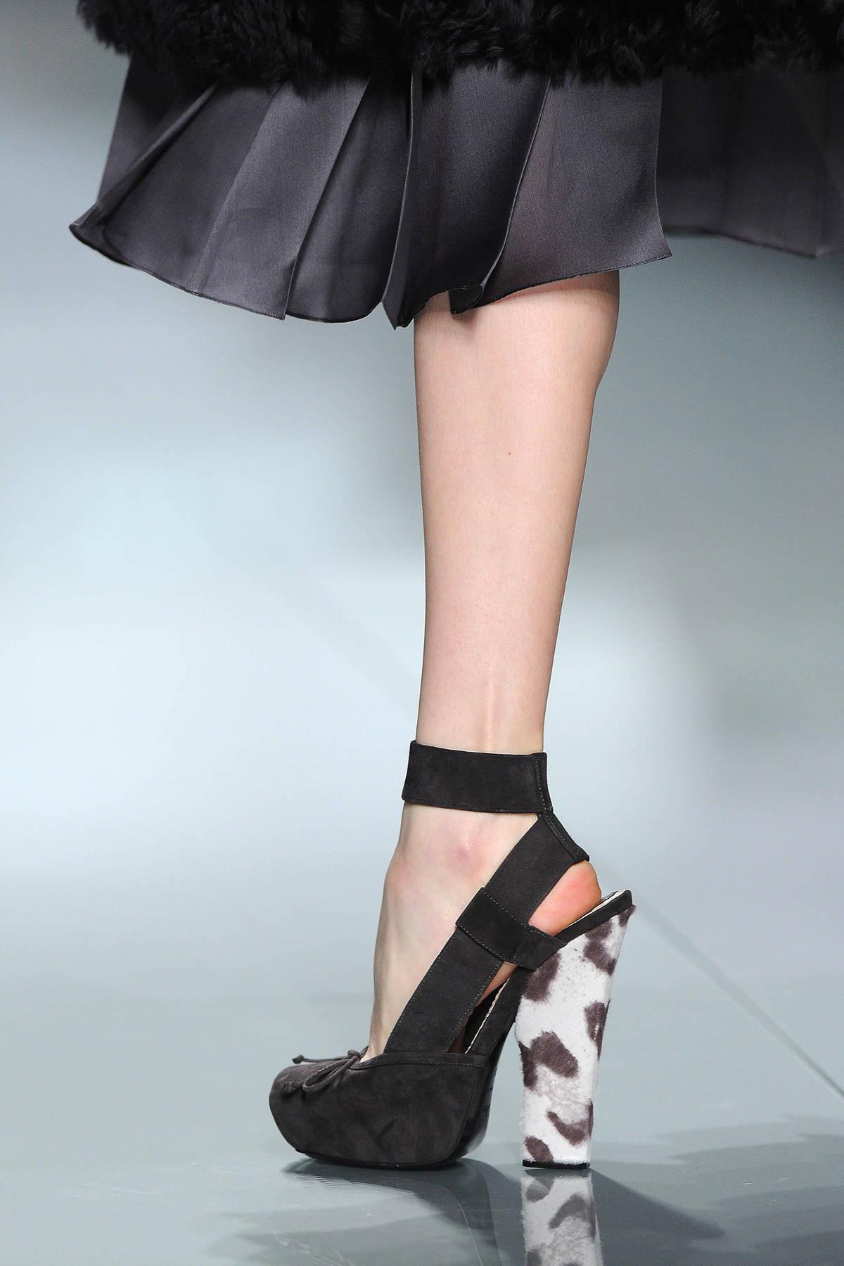 Christian Dior: Runway - Paris Fashion Week Womenswear Fall/Winter 2012