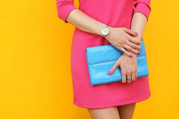 Bolsos de mujer primavera verano colores llamativos