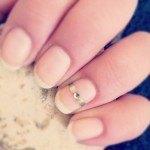 lovenail 150x150 Decoración de uñas para novias 2013