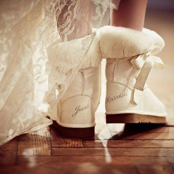 Botas ugg novia
