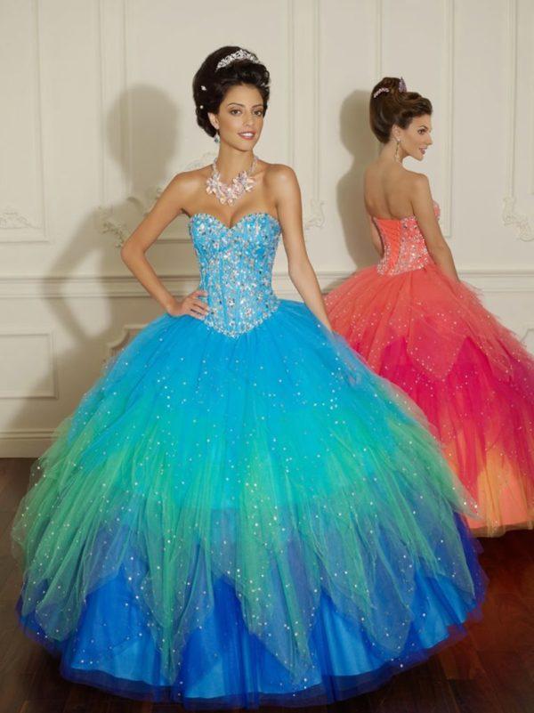 903dadc015 Vestidos de 15 años - ModaEllas.com