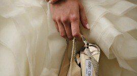 Zapatos espectaculares para el día de tu boda 2014