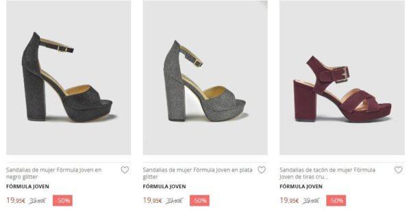 4aad194fe Zapatos de fiesta Primavera Verano 2019 - ModaEllas.com