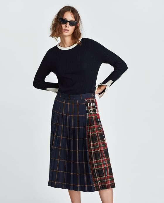 5f0023145c Las faldas de moda en Primavera Verano 2019 - ModaEllas.com