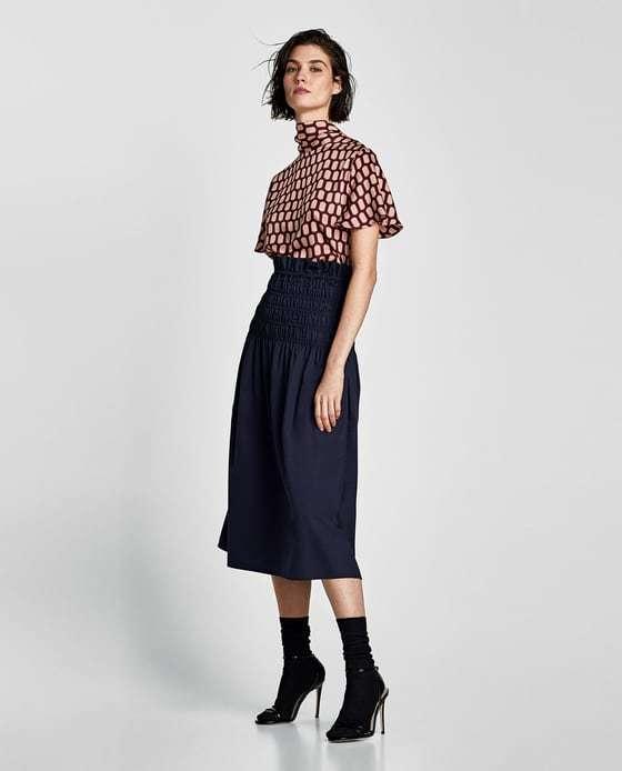 20c2316722 Las faldas de moda en Primavera Verano 2019 - ModaEllas.com