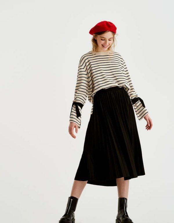 feb7196f7 Las faldas de moda en Primavera Verano 2019 - ModaEllas.com