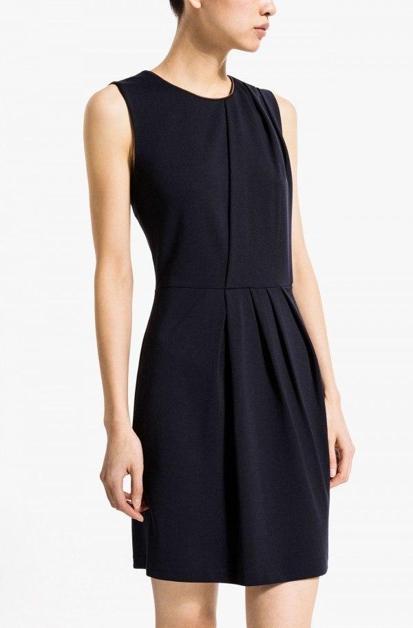 vestidos-para-invitadas-de-comunion-2014-vestido-negro-massimo-dutti