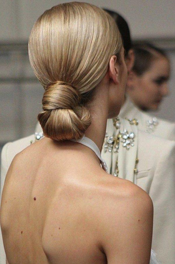 peinados fciles pelo largo otoo invierno u