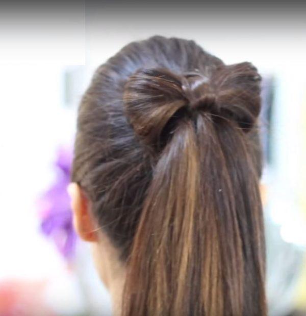 Como hacer peinados faciles para novias