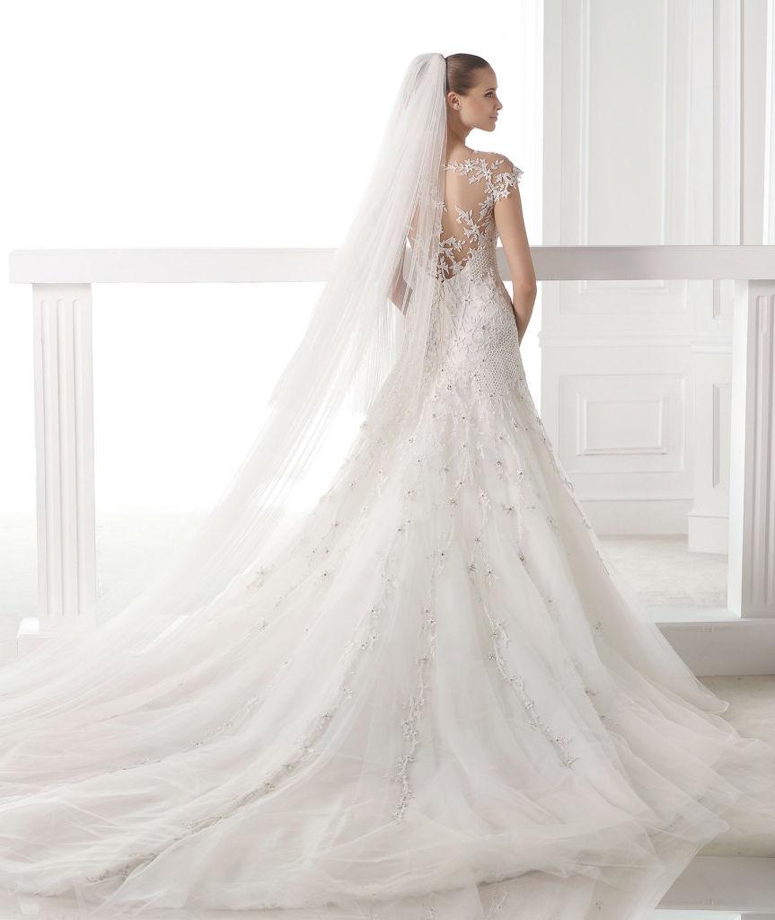 Los mejores vestidos de novia 2018 - ModaEllas.com