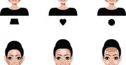 El maquillaje ideal según tu tipo rostro