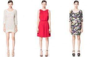 Vestidos Zara: Verano 2013