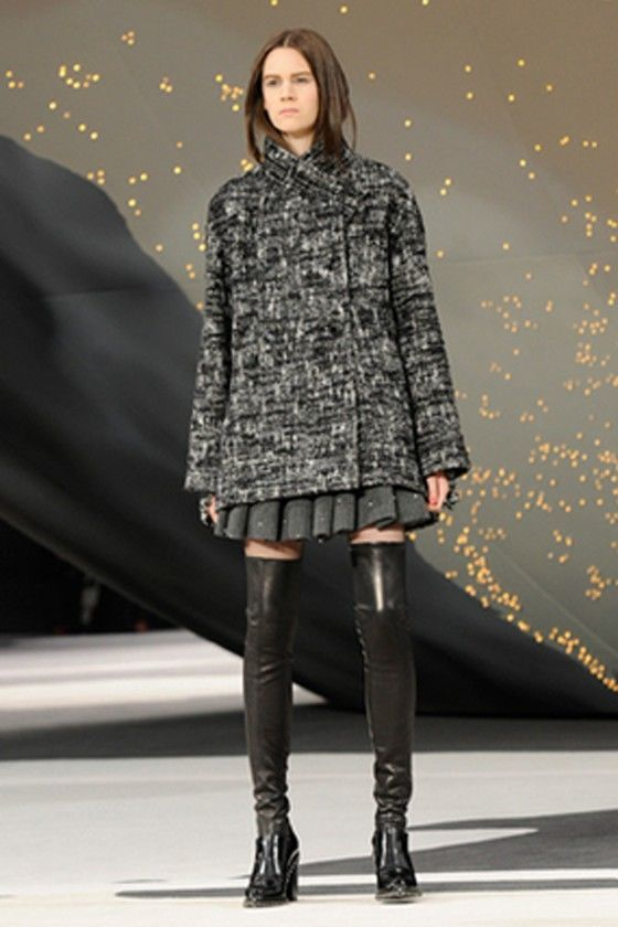 Chanel otoño-invierno 2013/2014