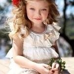 peinados-niñas-flores