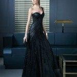vestidos-fiesta-negro-largo-rosa-clara
