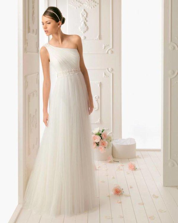 Como hacer un vestido de novia estilo griego