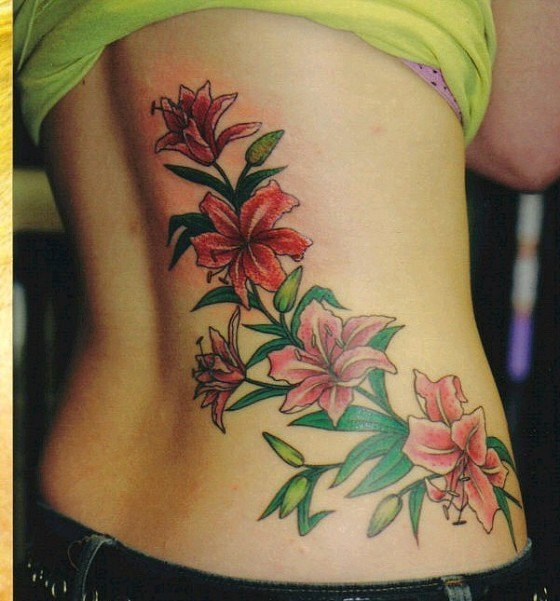 lotus-flowers-tattoos