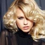 pelo rizado 150x150 Cortes de pelo de mujer otoño invierno 2013   2014