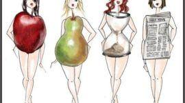 ¿Qué tipo de cuerpo tienes? Cómo vestir bien, mujeres, según el tipo de cuerpo
