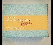 Mediterranean Soul, ¡ya está aquí la Birchbox de agosto!