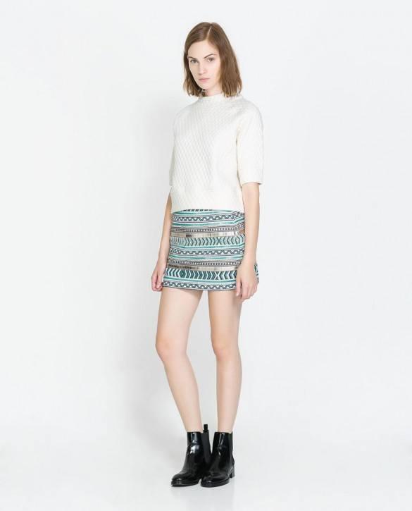moda-de-los-anos-80-como-vestirse-en-2014-falda-de-zara