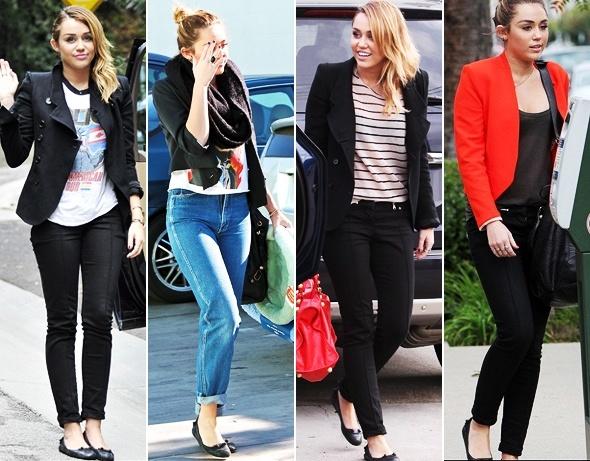 Miley-Blazer