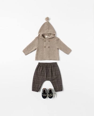 Catalogo zara kids otono invierno 2013 2014 mini pantalon - Zara kids catalogo ...