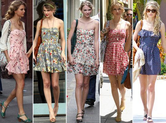 taylor Swift-vestidos