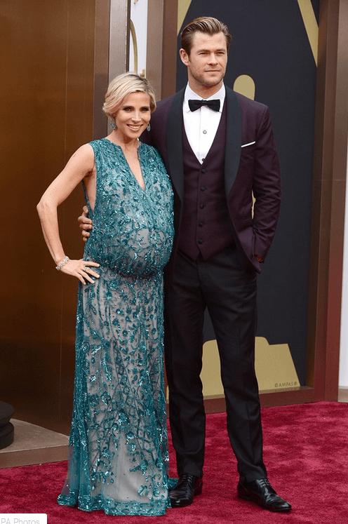 Vestidos de fiesta de gala para embarazadas