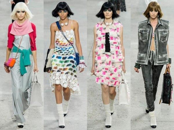 Chanel Prêt-à-porter Primavera Verano 2015