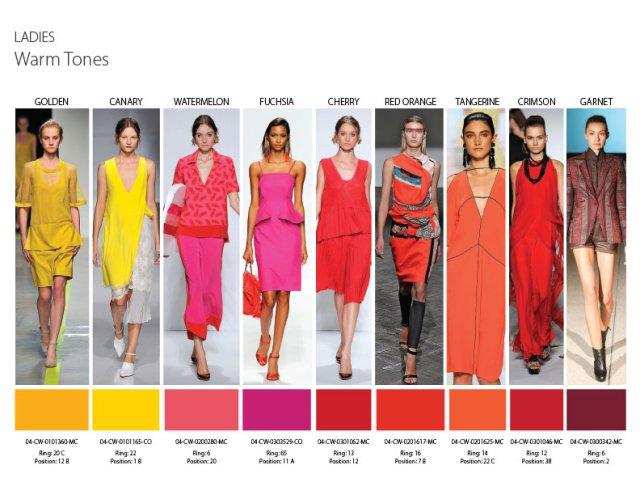 Colores de moda primavera verano 2015 - Colores de moda ...