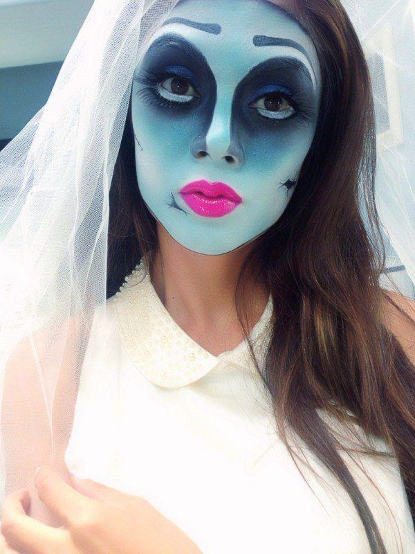 Makeup-of-terror-for-halloween-2014-bride-cadaver