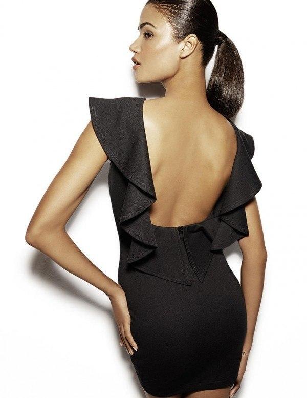 vestidos-navidad-2013-corto-negro-ajustado-espalda-aire-mango