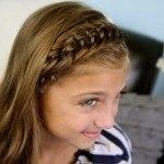 peinados-para-niñas-2013-trenza-cruzada